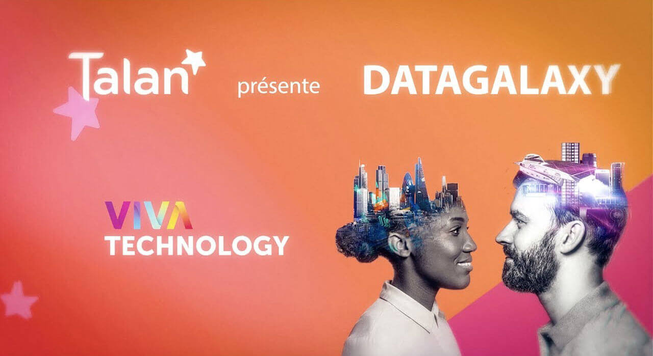 Indexima at the VivaTech fair