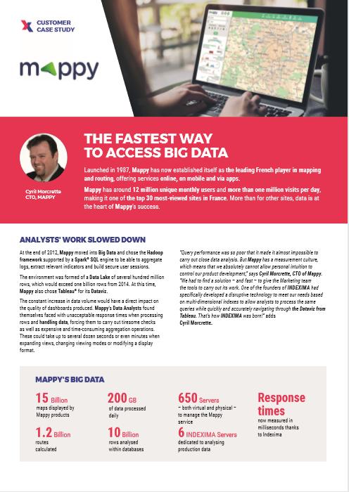 data faster